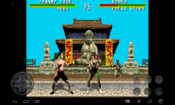 Mortal Kombat one who survived screenshot 2/4
