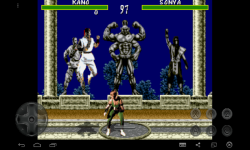 Mortal Kombat one who survived screenshot 3/4