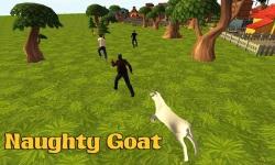 Angry Goat Rush Simulator screenshot 1/2