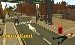 Angry Goat Rush Simulator screenshot 2/2