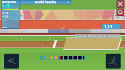 Athletics Summer sport games screenshot 4/5