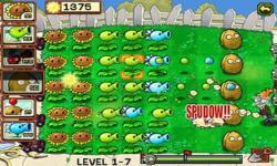 Plants vs Zombies lite screenshot 3/6