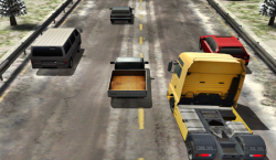 3D Car Racing Simulator screenshot 1/2