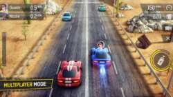 Racing Fever Beat screenshot 1/3