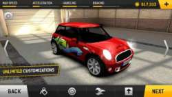 Racing Fever Beat screenshot 3/3