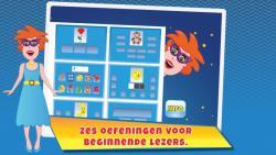 Juf Jannie  Leren Lezen secure screenshot 3/5