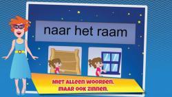 Juf Jannie  Leren Lezen secure screenshot 4/5