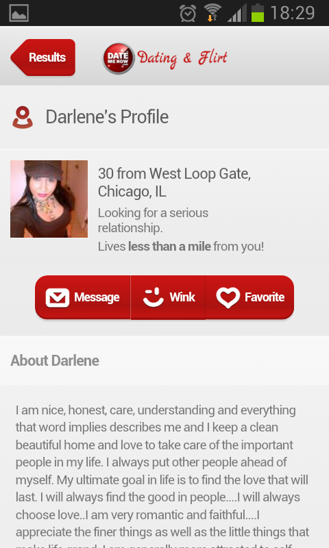 date chat app