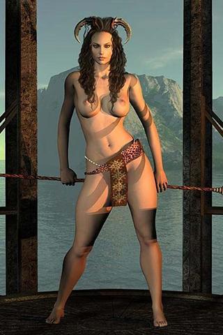 Sexy 3D Nude Girls screenshot 2/6