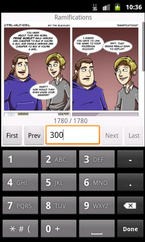 Free Ctrl Alt Del Comic Viewer Apk Download For Android