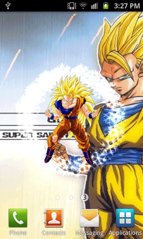 Free DragonBallZ Live Wallpaper APK Download For Android ...