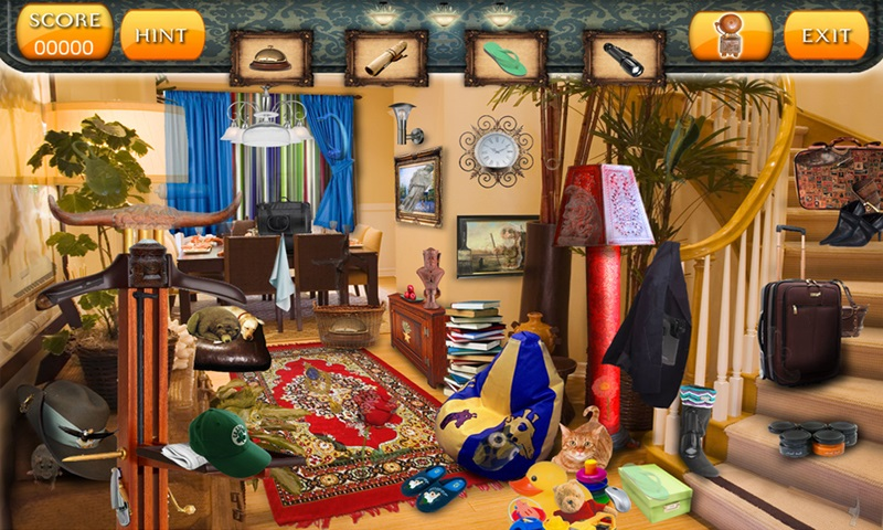 free free hidden object game house season apk download for android getjar. Black Bedroom Furniture Sets. Home Design Ideas