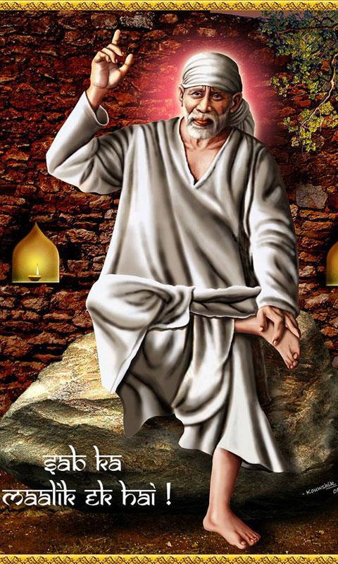 Free Shirdi sai Baba Wallpapers App APK Download For