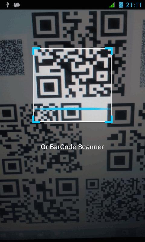 free qr code bar code scanner apk download for android getjar. Black Bedroom Furniture Sets. Home Design Ideas