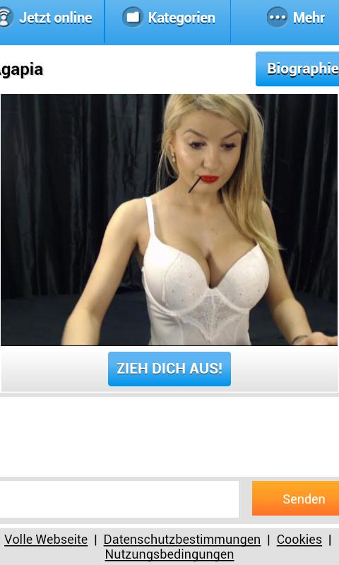 Cam chat erotico