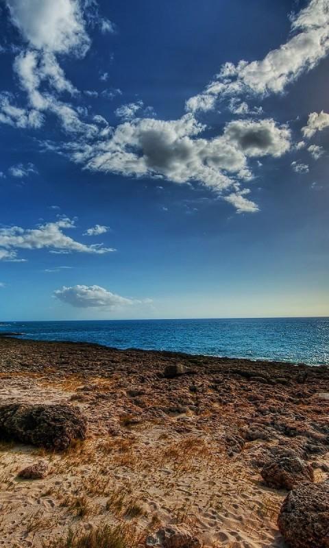Free Beautiful Clear Blue Ocean Wallpaper Apk Download For