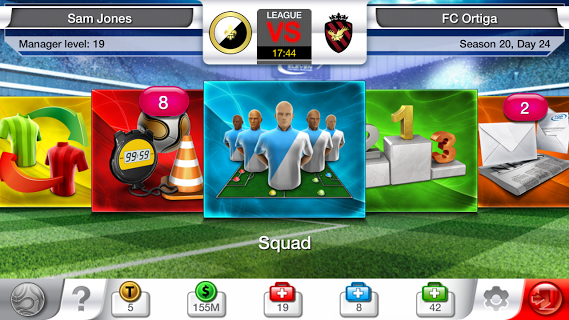 Image currently unavailable. Go to www.generator.trulyhack.com and choose Top Eleven 2018 image, you will be redirect to Top Eleven 2018 Generator site.
