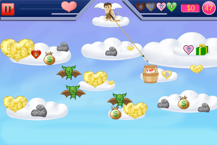 Play Valentiner Game Here  A Collecting Game on FOGCOM