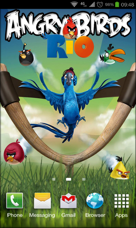 Download Angry Birds Rio (MOD Unlimited Coins) free on android