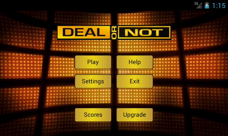 how to win deal or no deal arcade game