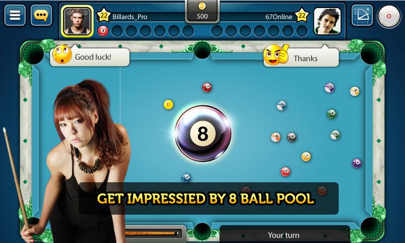 Free Bida Online Billiards Pro Apk Download For Android