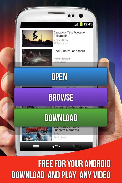 Tube Video Downloader 107 para Android - Descargar