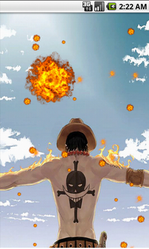 Wall Art Apk Download : Free ace one piece anime cool live wallpaper apk download