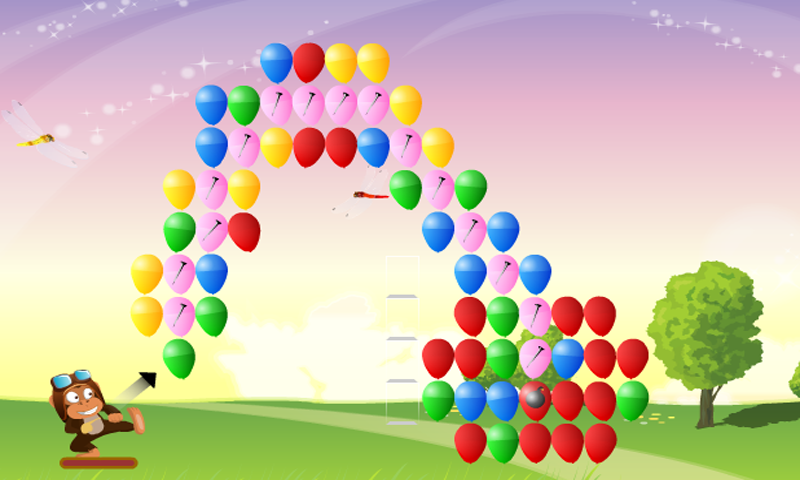 Free balloon shooting games apk download for android getjar for Free balloon games