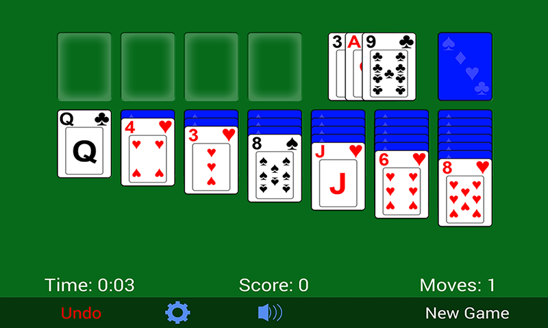 Free Solitaire Card Game Apk Download For Android Getjar