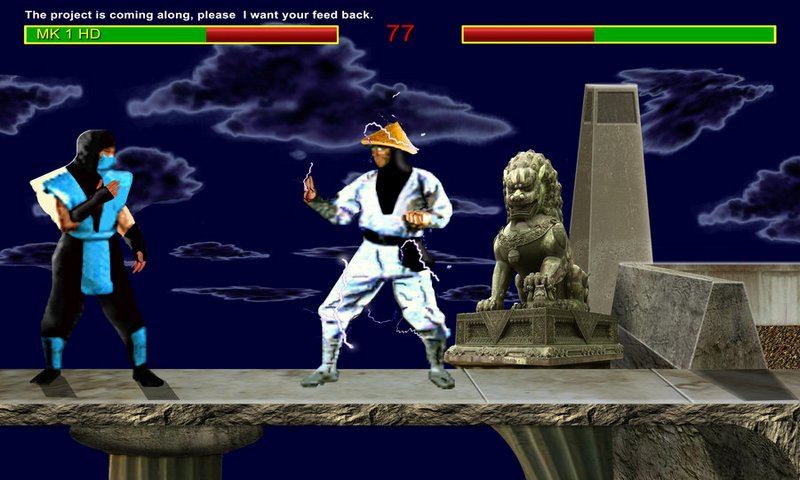 Free Mortal Kombat 1 Apk Download For Android Getjar