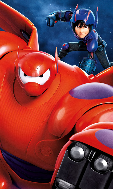 big hero 6 android wallpaper: Free Big Hero 6 Live Wallpaper APK Download For Android