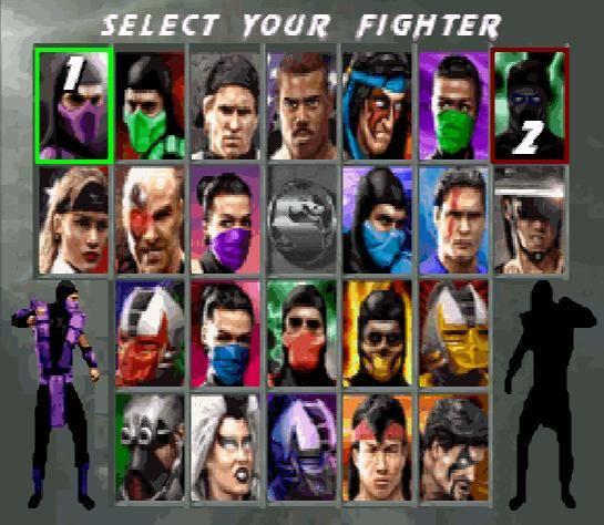 Free Ultimate Mortal Kombat 3 Sega Apk Download For