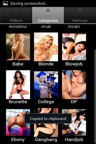 Видео с андроида порно