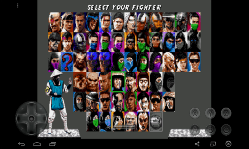 Free Ultimate Mortal Kombat 3 for Android APK Download For ...