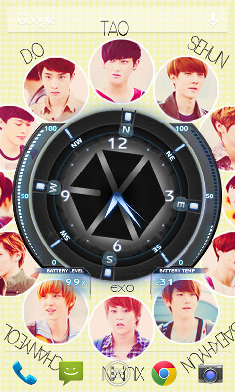 Free EXO Korea Live Wallpaper HD APK Download For Android ...