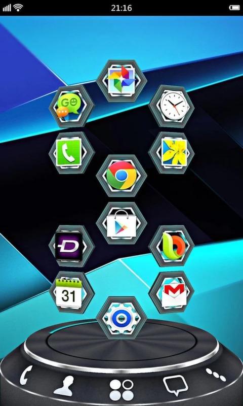 ss launcher full version apk