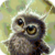 Funny Little Owl Live Wallpaper app for free