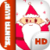 Santa Transform Christmas Live Wallpaper icon