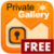 Private Gallery: Hide pictures app for free