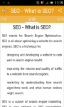 Learn SEO Techniques screenshot 2/3