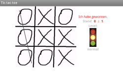 Tic-Tac-Toe Game screenshot 3/3
