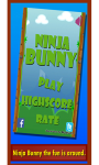 Ninja Bunny  screenshot 1/6