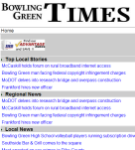 Bowling Green Times for Android screenshot 1/1