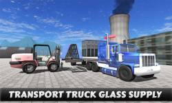 Truck Driver Glass Transport screenshot 5/5