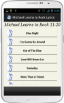 Michael Learns to Rock Song Lyrics screenshot 4/4