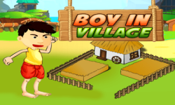 BOY IN VILLAGE screenshot 1/1