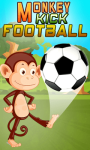 MONKEY KICK FOOTBALL screenshot 1/1