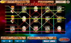 Free House Casino Slot screenshot 3/4