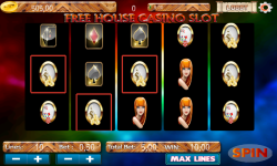 Free House Casino Slot screenshot 4/4