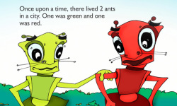 Kids Story Two Ants screenshot 3/4